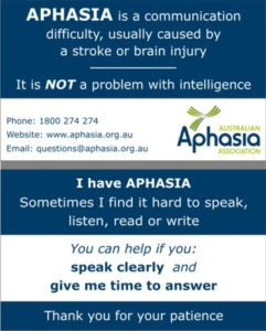 AphasiaCards
