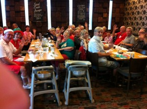 North Lakes Coffee Group - Christmas Party
